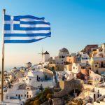 ギリシャの町