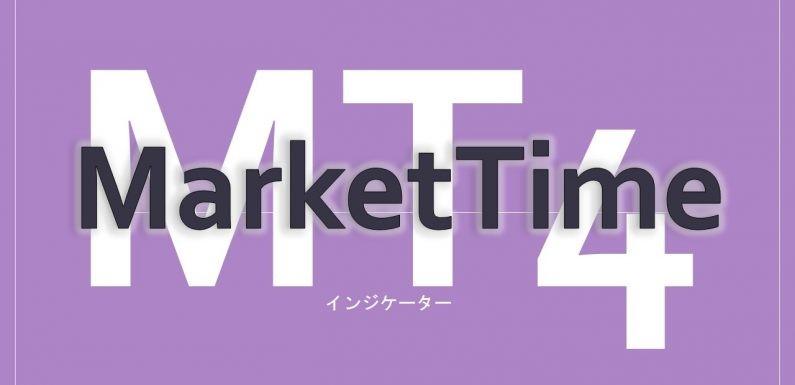 為替3大市場をボックス表示するインジ