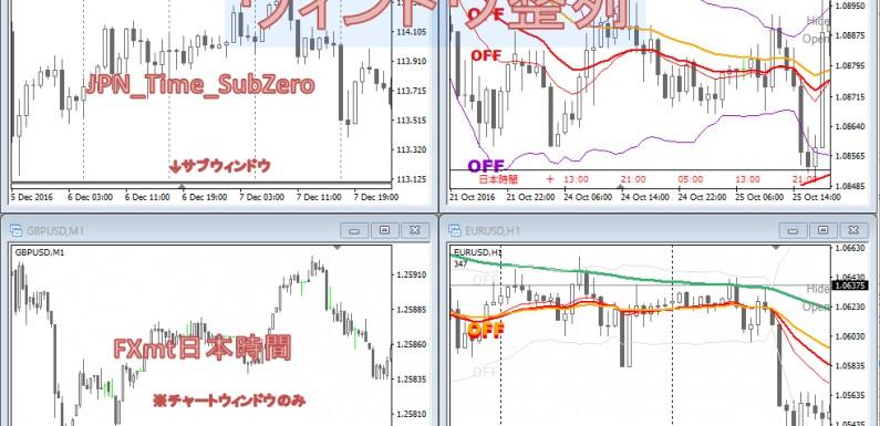 JPN_Time_SubとFXmt日本時間の違い